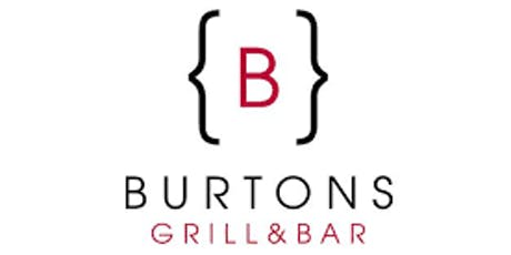 """In the Mix"" Free food and wine event with Burtons Grill tickets"