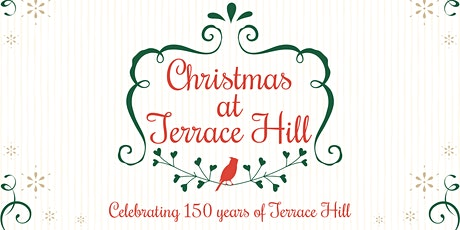 Christmas at Terrace Hill tickets