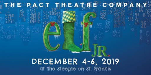 ELF JR: The Musical presented by The PACT Theatre Company