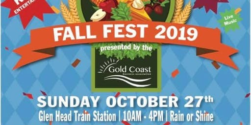 Gold Coast Business Association 6th Annual Fall Fest 2019