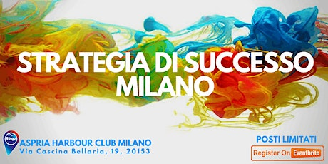STRATEGIA DI SUCCESSO tickets