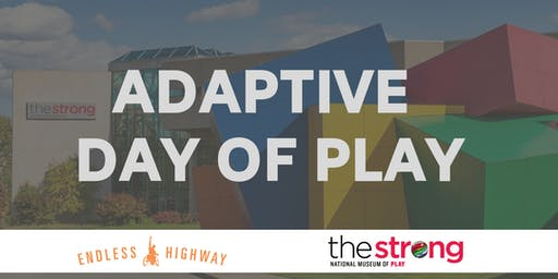 Adaptive Day of Play at Strong Museum