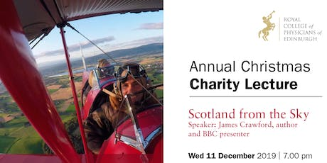 Annual Christmas Charity Lecture: Scotland from the Sky tickets