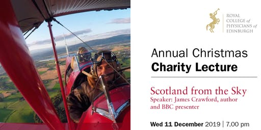 Annual Christmas Charity Lecture: Scotland from the Sky