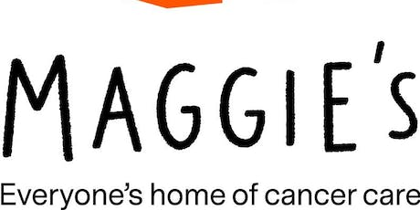Maggie's fundraising pizza night tickets