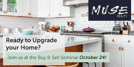 Starter-Condo to Dream Home: Learn the Process and Costs of Up-Sizing! tickets