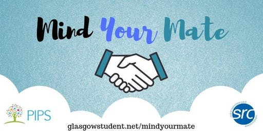 Mind your Mate - School of Education staff and students session