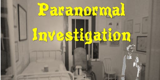 Acadia Ranch Museum Paranormal Investigation