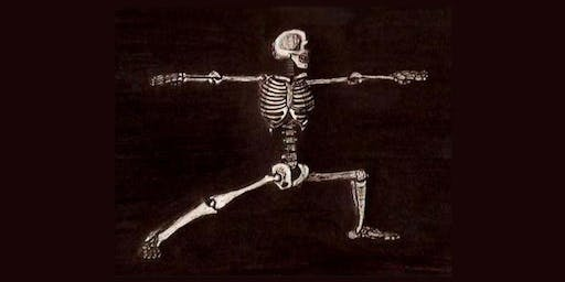 Halloween Yoga at Bone Up Brewing
