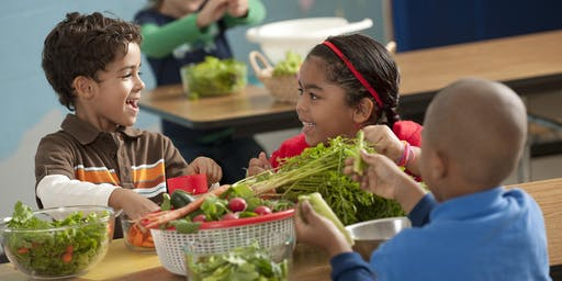 Healthy Habits: Nutrition and Well Being for Young Children