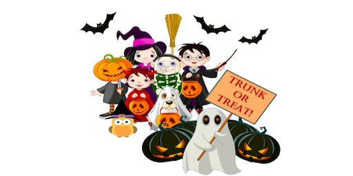 Trunk or Treat at St. Philip's