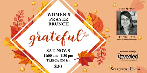Women's Prayer Brunch