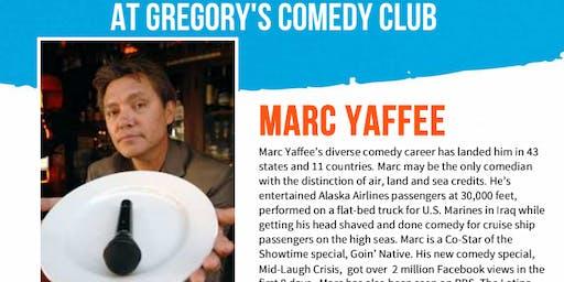 Gregory's Cocoa Beach Comedy Club November 14 - 16 !