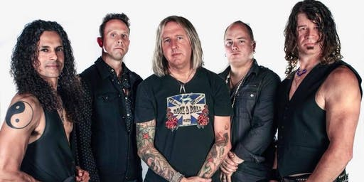 MOCK OF AGES (THE DEF LEPPARD TRIBUTE BAND)