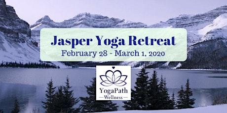 Jasper Yoga Retreat tickets