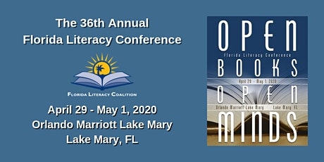 Florida Literacy Conference 2020 tickets