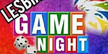 Atlanta lesbian game night  tickets