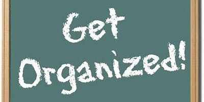Getting Organized - Managing Your Child's IEP/IFSP Paperwork (Dec 2019)