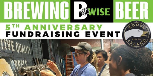 Brewing BWISE Beer 5th Anniversary Fundraiser