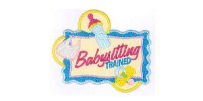 Babysitting Training Cadette Badge- Visalia
