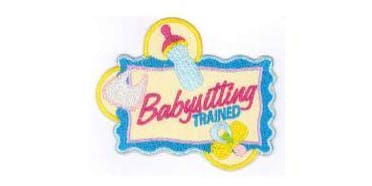 Babysitting Training Cadette Badge- Visalia
