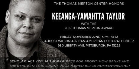 2019 Thomas Merton Award tickets