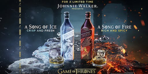 A Song of Ice & A Song of Fire with Johnnie Walker ENG