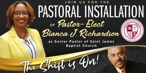 Pastoral Installation of Bianca J. Richardson