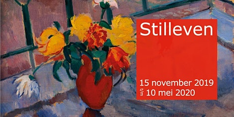 Stilte(yoga)workshop 'even stil bij de stillevens' tickets