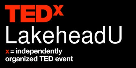 TEDxLakeheadU tickets