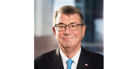 A Conversation with Ash Carter tickets
