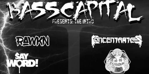 Collective Wednesdays: Bass Capital Takeover (Dual Collective Night)