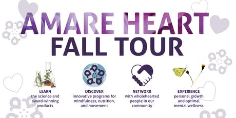 Amare Global Fall Heart Tour, Mt. Laurel 2019  tickets