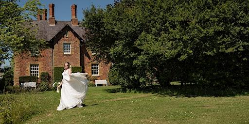 Sywell Grange Marquee Wedding Fayre