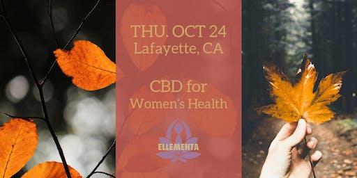 Ellementa SF East Bay (Lafayette): CBD for Women's Health