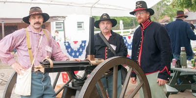 National Civil War, Collector Arms, and Military Show