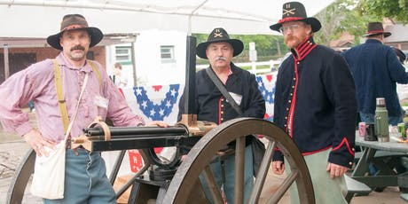 National Civil War, Collector Arms, and Military Show tickets
