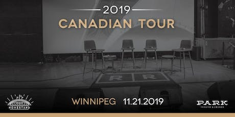 The Athletic 2019 Canadian Tour: Winnipeg tickets