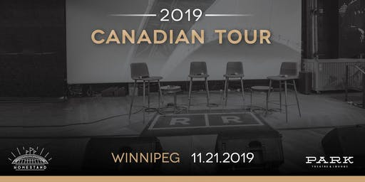 The Athletic 2019 Canadian Tour: Winnipeg