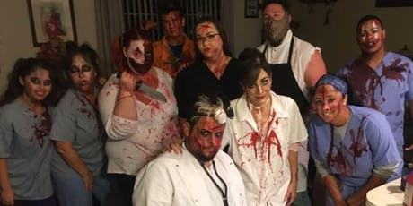Mercy Asylum Haunted House tickets