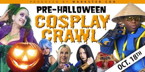 Pre-Halloween COSPLAY CRAWL (Atlanta)