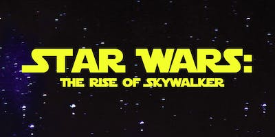CCCP Movie Night - Star Wars: The Rise of Skywalker