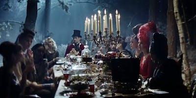 HALLOWEEN THEMED DINNER - ADULTS DINNER