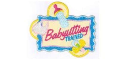 Babysitting Training Cadette Badge - Fresno