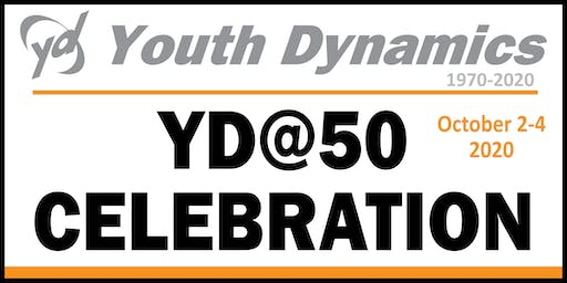 Youth Dynamics 50th Anniversary Celebration Weekend