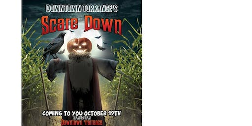 Scare Down in Downtown Halloween festival