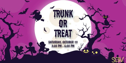 Shepherd of the Valley's Trunk or Treat