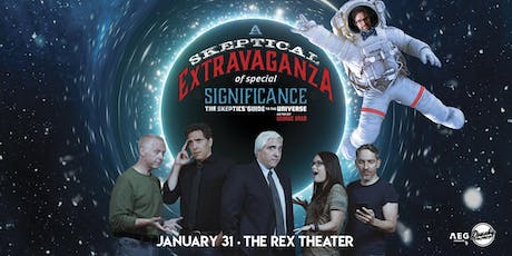 The Skeptics' Guide to the Universe tickets