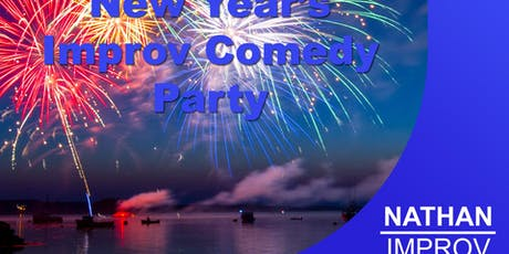 New Year Improv Comedy Party tickets