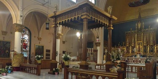 Mass and Social on the Solemnity of All Saints St. Michael's